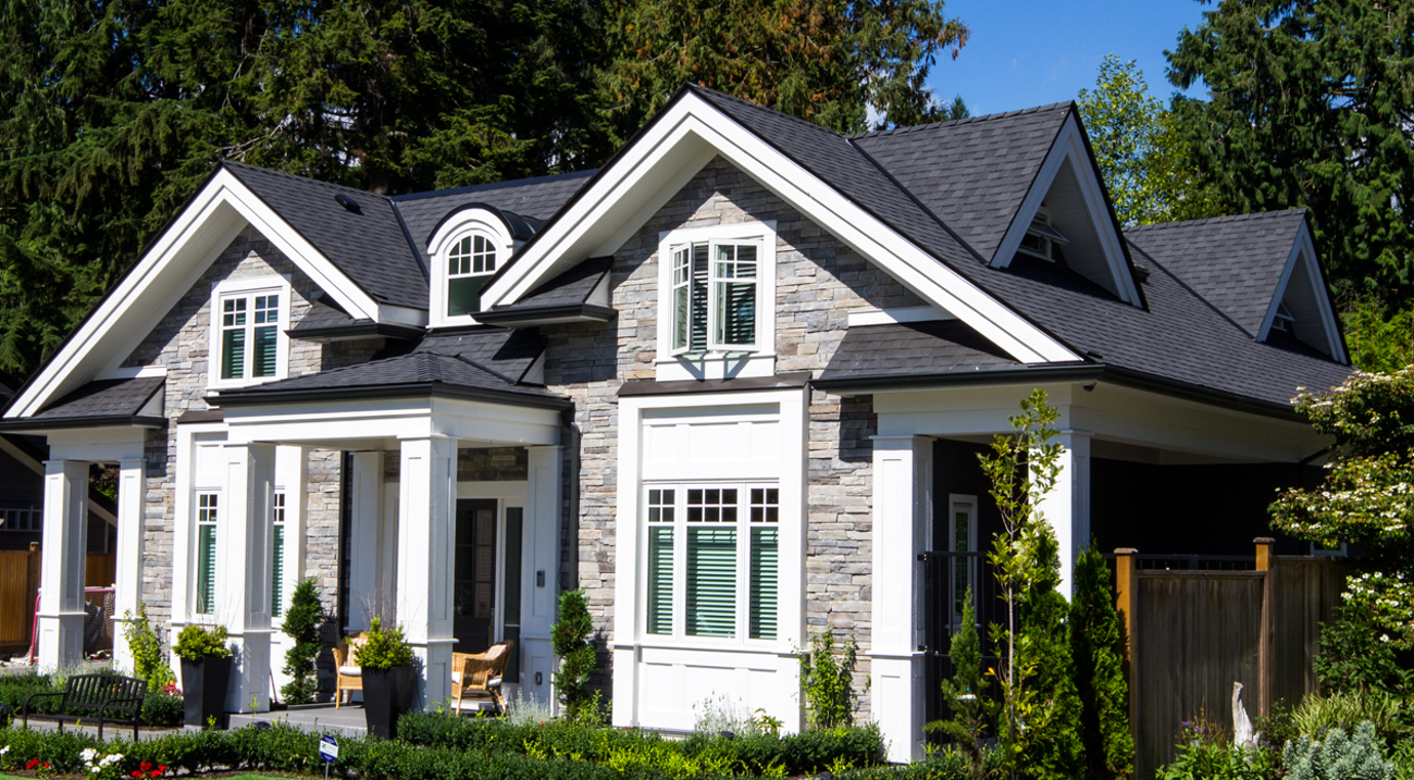 Custom Designed Roof And Gutters Maple Ridge Roofing